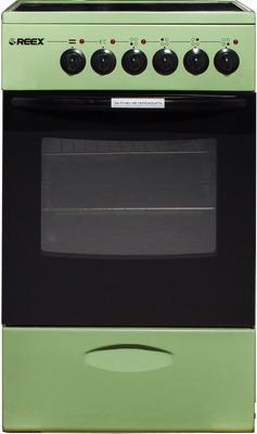 Электроплита Reex CSE-54 Gn зеленый