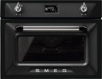 Встраиваемый электрический духовой шкаф Smeg SF 4920 MCN1 духовой шкаф smeg sf700bs
