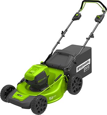 Колесная газонокосилка Greenworks GD 60 LM 51 SP 2505607