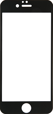 Защитное стекло Red Line iPhone 6/6S (4.7'') Full Screen tempered glass черный защитное стекло универсальное cellular line second glass tempglasbuni47 transparent page 6