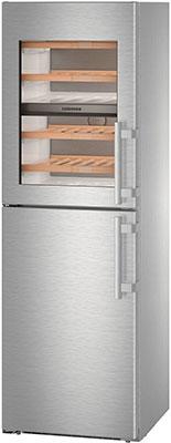 Двухкамерный холодильник Liebherr SWTNes 4285-21