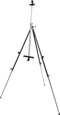 Мольберт Brauberg полевой металлический ART CLASSIC тренога переносной разлож.92х203х92см 191282