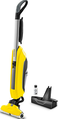 комплект серый валиков для karcher fc 5 fc 3 Аппарат для влажной уборки пола Karcher FC 5 10554000