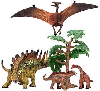 Динозавры и драконы Masai Mara MM206-021 для детей серии Мир динозавров