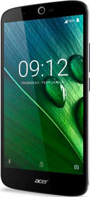 Смартфон ACER Liquid Zest Plus 16Gb Z628 темно-синий цены