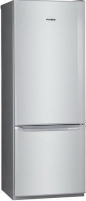 Двухкамерный холодильник Позис RK-102 серебристый