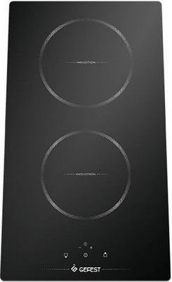 Встраиваемая электрическая варочная панель GEFEST ПВИ 4000