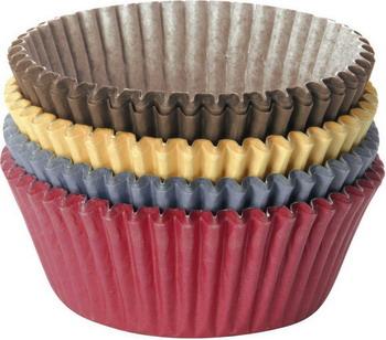 Корзинка кондитерская Tescoma цветная DELICIA d6.0см 100шт 630634 цены онлайн