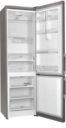 лучшая цена Двухкамерный холодильник Hotpoint-Ariston HS 5201 X O