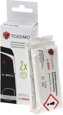Таблетки от накипи Bosch TCZ 6004 00311530 аксессуар bosch tcz 6004 00311530
