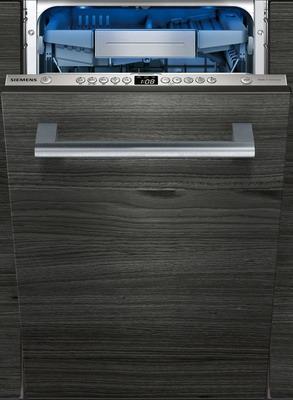 Полновстраиваемая посудомоечная машина Siemens SR 655 X 10 TR siemens sr 26t298