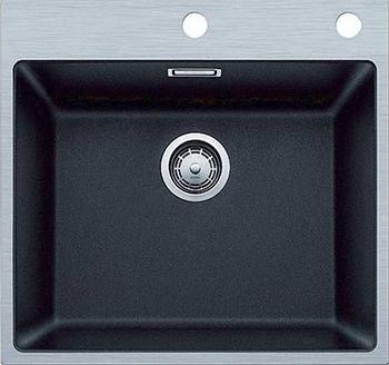 цена на Кухонная мойка Blanco 524111 SUBLINE 500-IF/A антрацит с кл.-авт. InFino