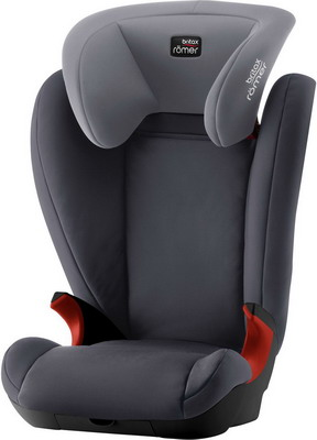 Автокресло Britax Roemer Kid II Black Series Storm Grey Trendline 2000029681 автокресло детское britax roemer first class plus black marble highline от 0 до 18 кг 2000022955 черный