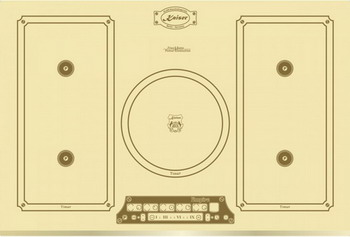 Встраиваемая электрическая варочная панель Kaiser KCT 7795 FI ElfEm цена и фото