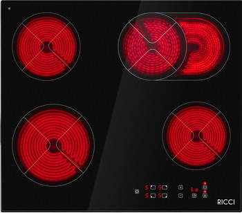 Встраиваемая электрическая варочная панель Ricci KS-T 46202 R цена и фото