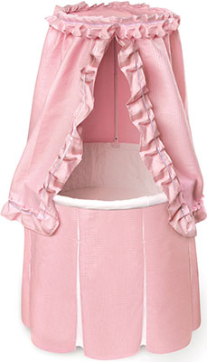 Детская кроватка Giovanni Solo Pink GL 3010 колыбель giovanni shapito solo white pink