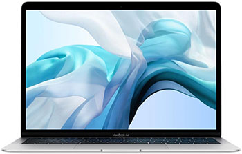 Ноутбук Apple MacBook Air 13 with Retina display Late 2018 MREA2RU/A серебристый