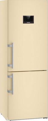 Двухкамерный холодильник Liebherr CBNPbe 5758-20 двухкамерный холодильник liebherr cbnpes 5758 20