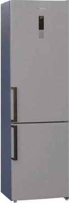 Двухкамерный холодильник Shivaki BMR-2018 DNFBE