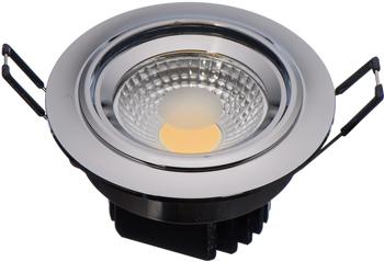 Светильник встроенный DeMarkt Круз 637015701 1*5W LED 220 V