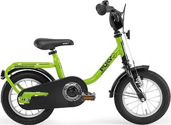 Велосипед Puky Z2 4110 kiwi салатовый велосипед трехколесный с ручкой puky cat 1sp 2445 kiwi киви