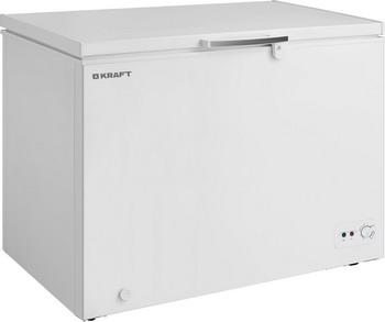 Морозильный ларь Kraft BD (W) 340 QX морозильный ларь kraft bd w 275qx
