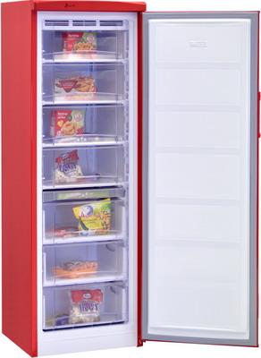 Морозильник NordFrost DF 168 RAP красный морозильник nordfrost df 165 rap