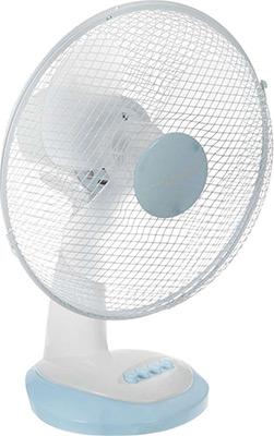 Вентилятор First FA-5551-BU тепловентилятор first fa 5571 8 re 2000 вт дисплей пульт ду термостат таймер вентилятор красный белый