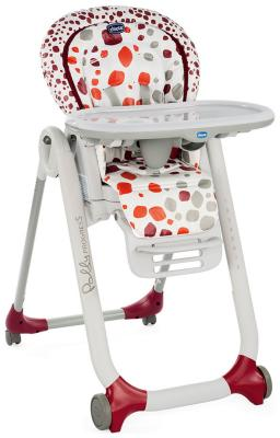Съемный настил Chicco для стульчика Chicco Polly Progres5 {Cherry} цена