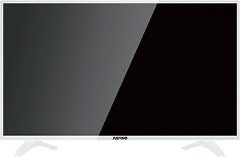 Фото - LED телевизор ASANO 32 LH 1011 T белый зеркало с фацетом 10 mm 55х45 cm fbs perfecta cz 1011