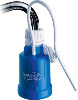 Насадка на кран Аквафор В300 усиленный бактерицидной добавкой фото