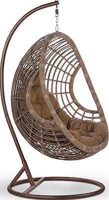 Подвесное кресло Афина AFM-300 B кресло афина afm 407 g grey