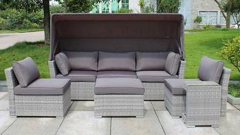 Комплект мебели Афина AFM-320 G Grey