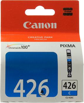 Картридж Canon CLI-426 C 4557 B 001 Голубой