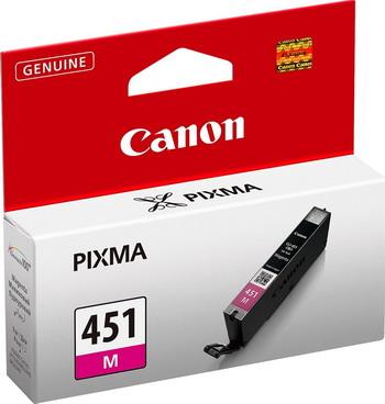 Картридж Canon CLI-451 M 6525 B 001 Пурпурный