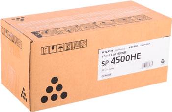 Картридж Ricoh SP 4500 HE 407318 Чёрный мфу ricoh sp 210sf