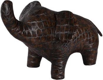 Пуф Leset Слон Темно-коричневый 2500000023729 россия чайница слон 1