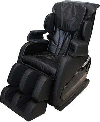 Массажное кресло Gess Bonn (черное) GESS-797 black