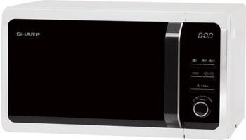 Микроволновая печь - СВЧ Sharp R2852RW цена и фото
