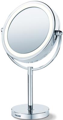 лучшая цена Зеркало настольное двустороннее Beurer BS 69