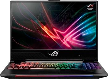 Ноутбук ASUS ROG GL504GM-BN337T HERO II i7 (90NR00K2-M07330) Черный