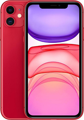 Смартфон Apple iPhone 11 256GB (PRODUCT)RED (MWM92RU/A)