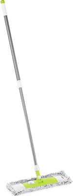 Швабра хозяйственная Leifheit 52081 Classic Limited Editon д/влаж.уборки с телеск. ручкой цена