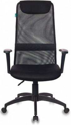 Кресло Бюрократ KB-8N/BLACK черный кресло компьютерное бюрократ kb 9 eco