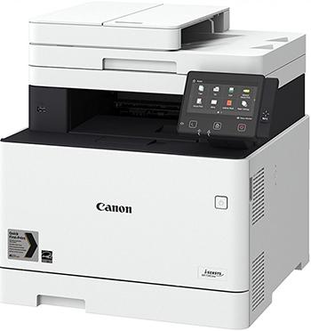 Фото - МФУ Canon i-Sensys Colour MF742Cdw WiFi белый/черный кеды мужские vans ua sk8 mid цвет белый va3wm3vp3 размер 9 5 43