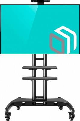 Фото - Мобильная стойка под телевизор ONKRON TS1562 бусы малахит 44 см хир сталь