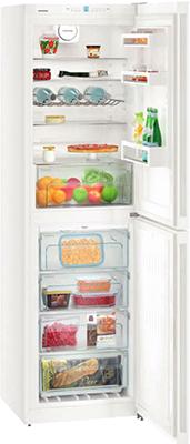 Двухкамерный холодильник Liebherr CN 4713-22 фото