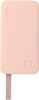 Внешний аккумулятор Xiaomi SOLOVE с ремешком на руку (X8 Pink)