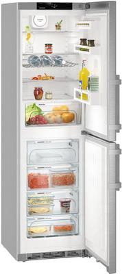Двухкамерный холодильник Liebherr CNef 4735-20 цена 2017