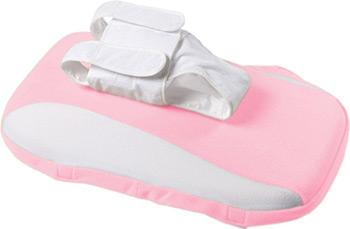 цена Подушка-матрас Dolce Bambino Dolce Pad для новорожденных (розовый) AV71202 онлайн в 2017 году